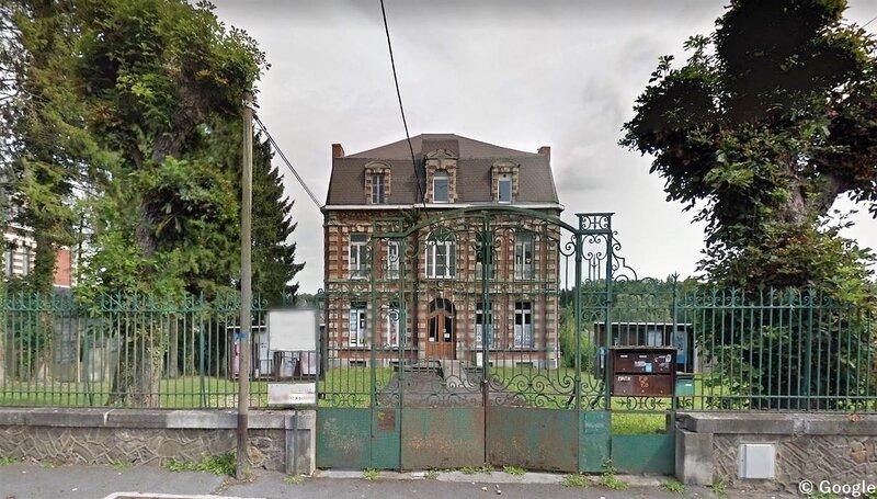 FOURMIES-Rue Sencier1