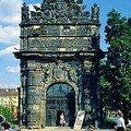 Porte baroque de Sczeczin