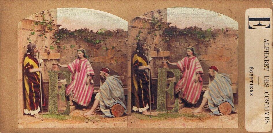 L'Alphabet des costumes (Furne & Tournier) et autres mises en scène