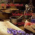 Le rituel de purification du maître medium voyant vaudou serieux assou du benin