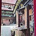 Riquewihr - maison Liebrich