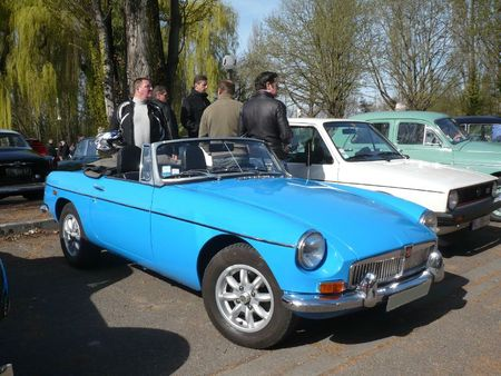 MG MGB roadster Strasbourg - PMC (1)