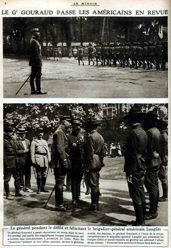 Miroir Gouraud 28 10 1917