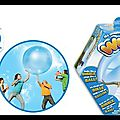 Balle bulle géante - bubble ball - wubble