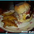 Hamburgers maisons