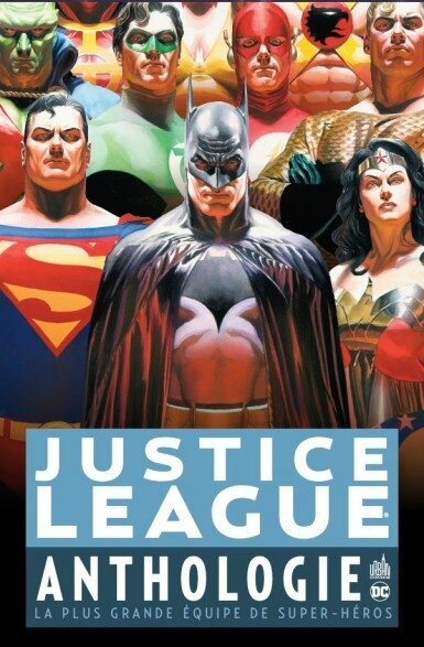 anthologie justice league