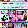 Animation pour enfants a casablanca tags: clown , animation anniversaire a casablanca