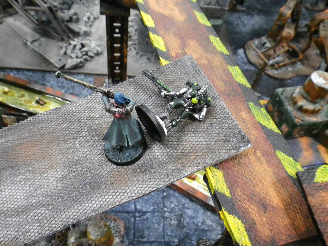 Shadow War Inquisimunda : Inquisition vs Nécrons