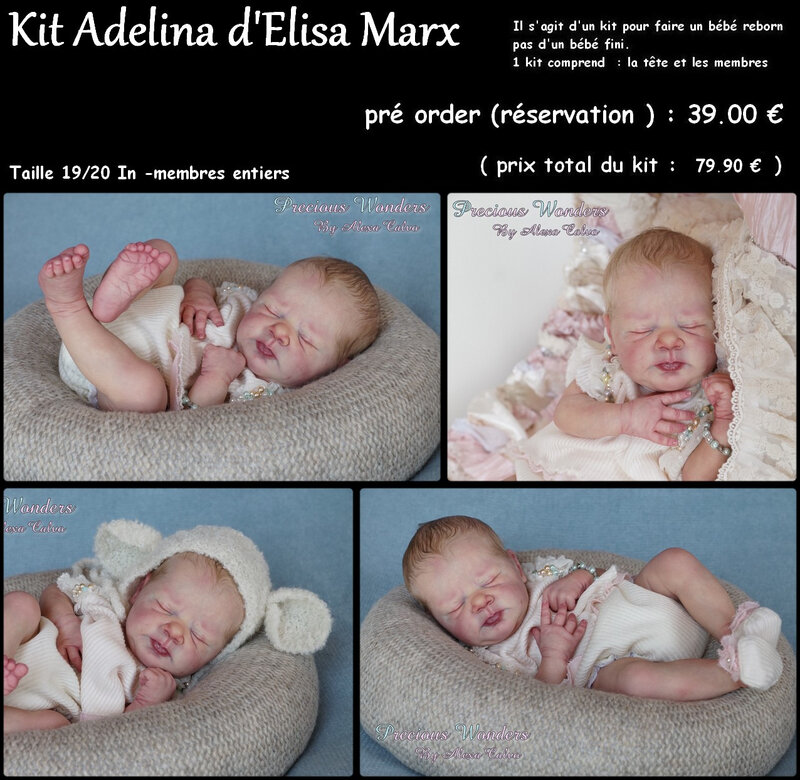 adelina reservation