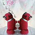 Crochet, chouette kit 11 : petit chat