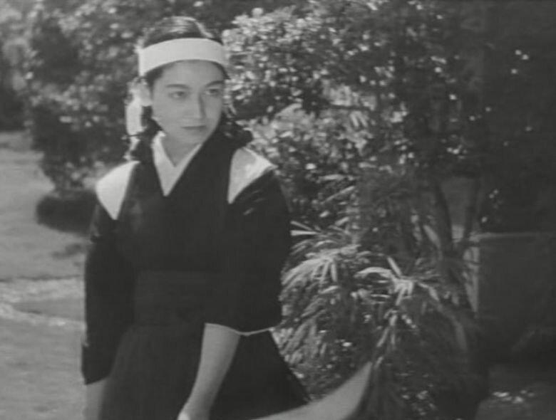 CanalBlog Cinema Setsuko Hara Atarashiki Tsuchi014