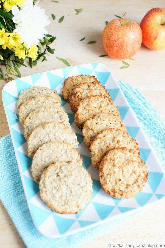 Recette petits gâteaux miel pavot tournesol - Blog Kallitany (13)