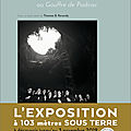 Catalogue d' exposition photographique, robert doisneau au gouffre de padirac