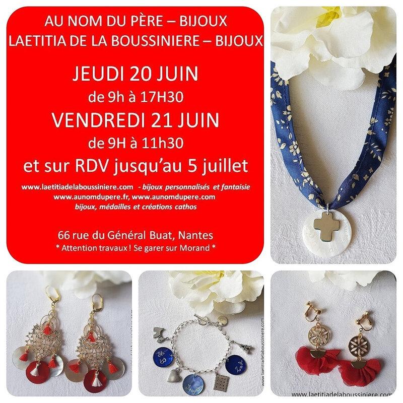 Invitation pour le vide merveilles à Nantes