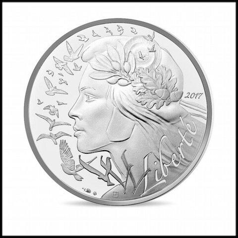 monnaie de paris marianne liberte 1