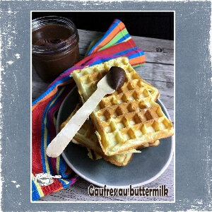 gaufre buttermilk (SCRAP)