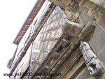 Maison du XVe ou XVIe siècle - Porte de la Cadène