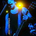 VOLBEAT / STUCK MOJO / SERUM 114 (Paris - oct 8, 2008