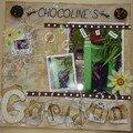 Chocoline's garden