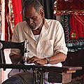 Jaipur, couturier