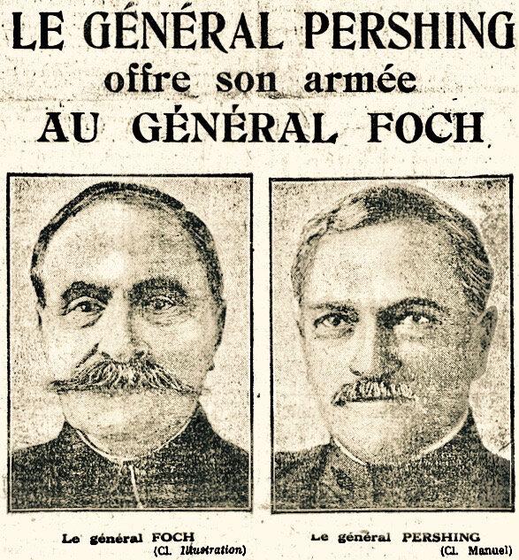 Foch-et-Pershing-28-mars