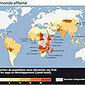 Varia d'un monde au développement inégal