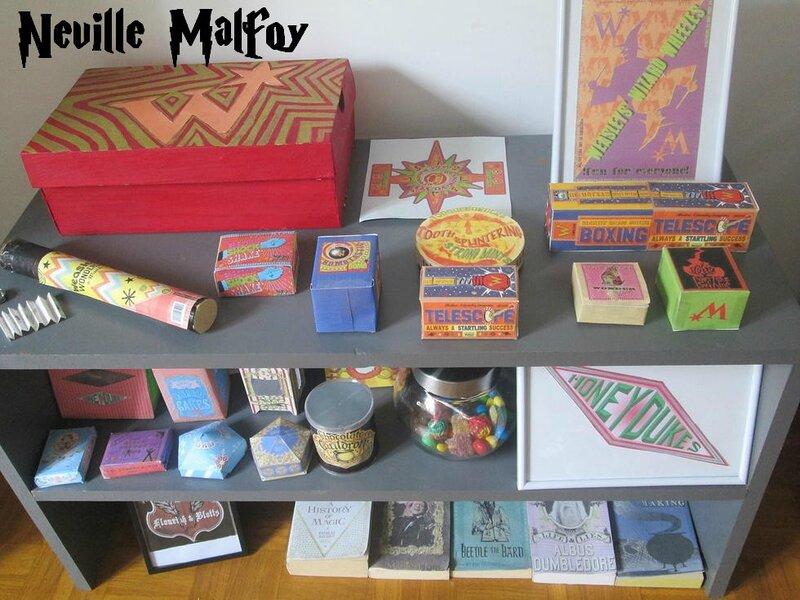 Neville Malfoy