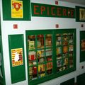 Epicerie ancienne photos collection