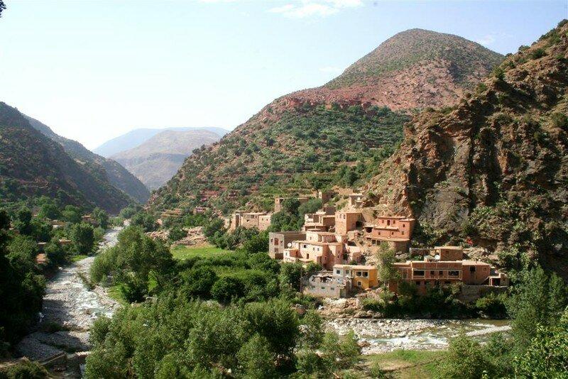 Vallee de l'Ourika