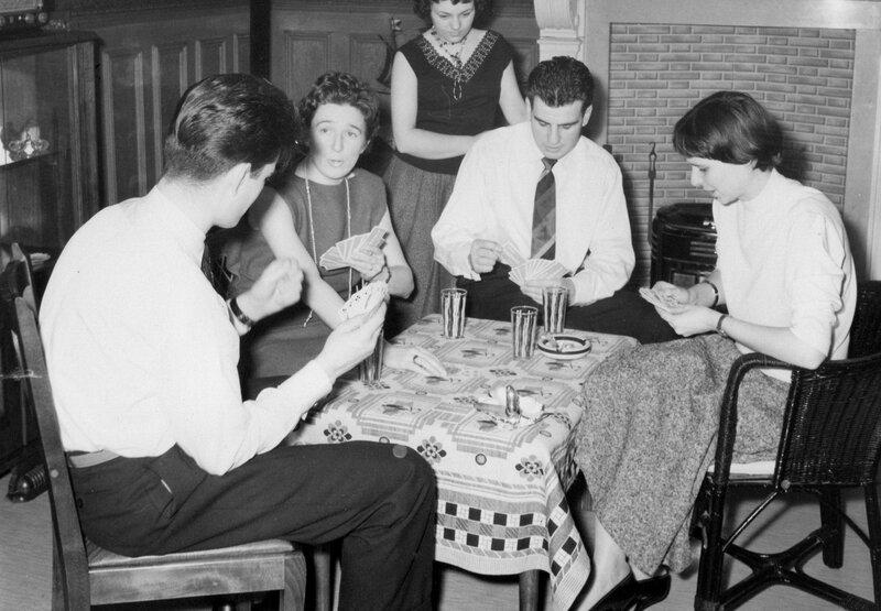 Englebert - jeu cartes