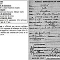Jules lauze mort pour la france le 18 septembre 1914