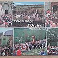 Orcival - pélerinage