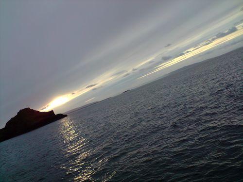 Promis c'est la dernière du sunset !
