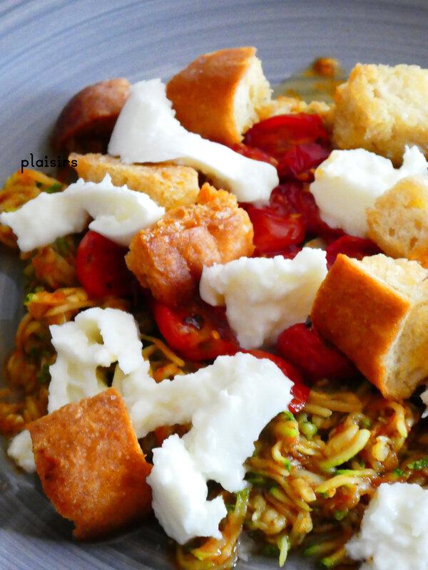 courgette pesto tomate (2)