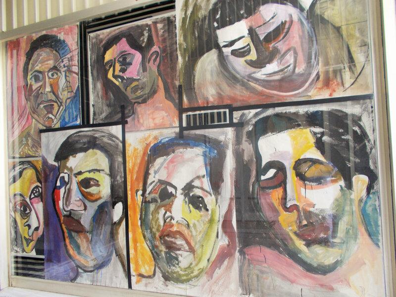 portraits couleurs