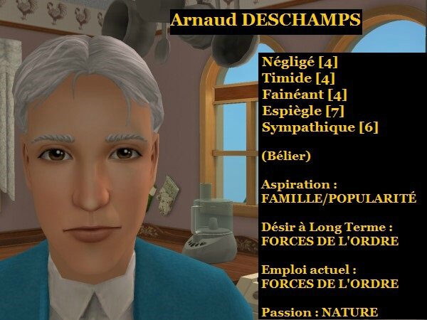 Arnaud DESCHAMPS