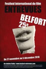 Affiche EntreVues 2010