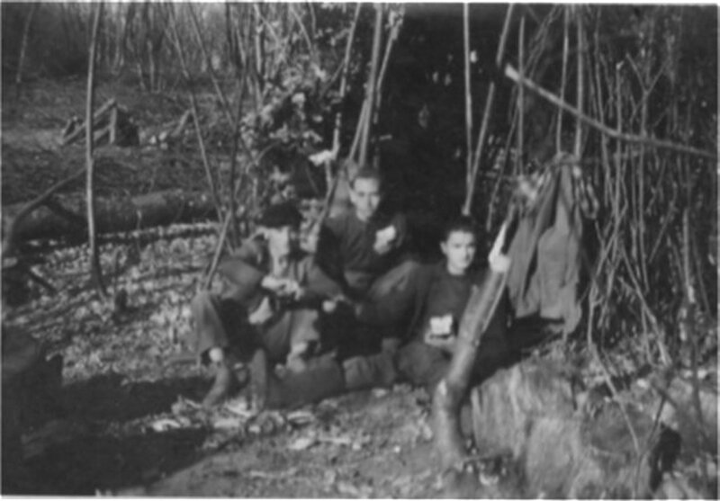 travaux en 1950 la Roussie
