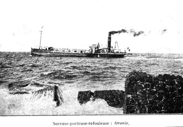 Oran- 070- travail sur les quais