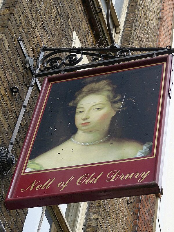 Nell of old drury3
