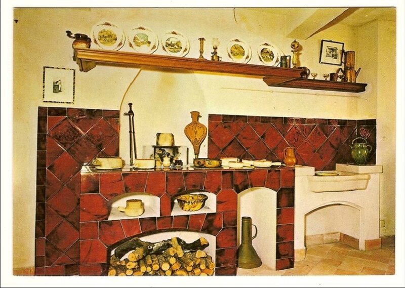 Cuisine style provençal