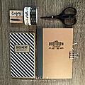 Midori travelers' notebook (mtn)