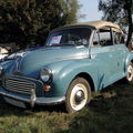 Morris minor 1000 tourer cabriolet 1961