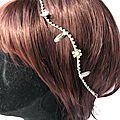 couronne mariée - LAURETTE