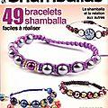 Mon premier bracelet shamballa