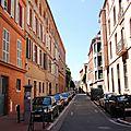 Rue des renforts