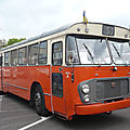 Scania vabis type bf76 stalkarosseri hagglunds 1966
