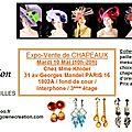 Paris le 10 mai et versailles le 11 mai - les chapeaux de ségolène création