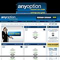 Le trading en option binaire celon anyoption