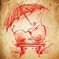 Un parapluie...